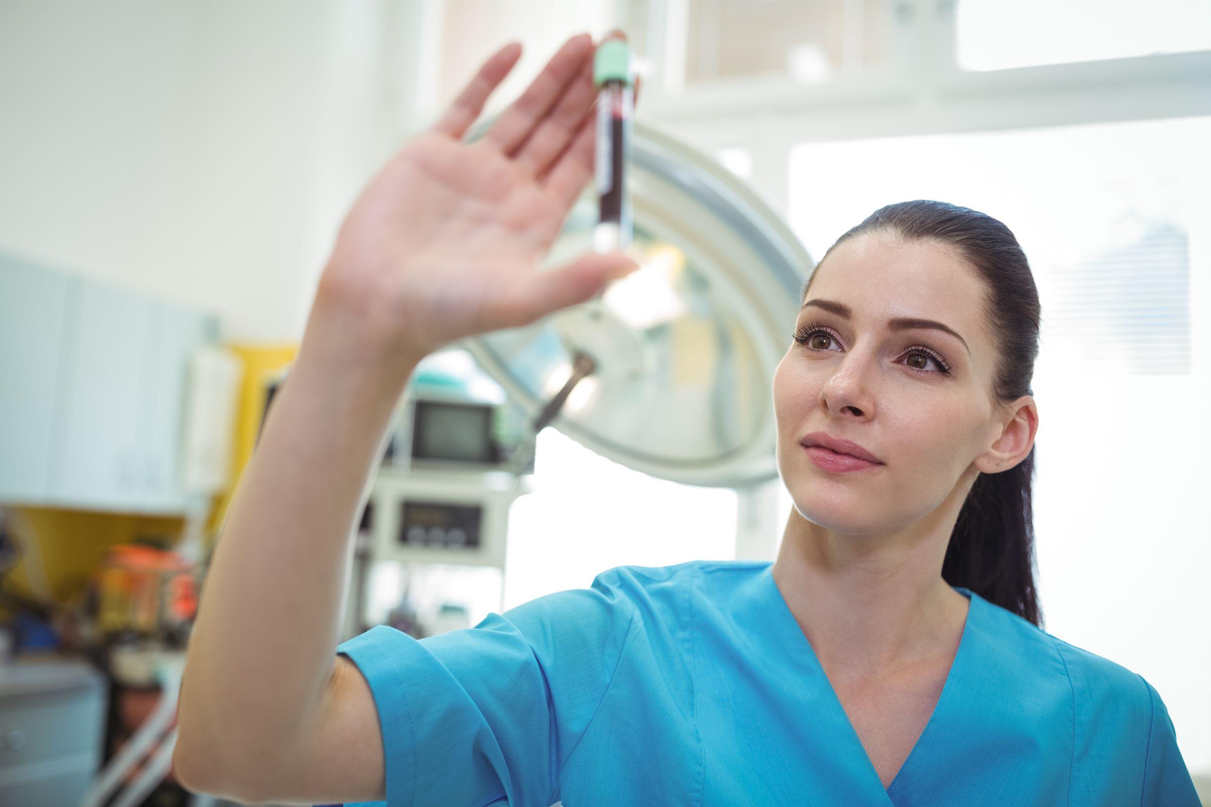 Sairaanhoitajan Työnkuva